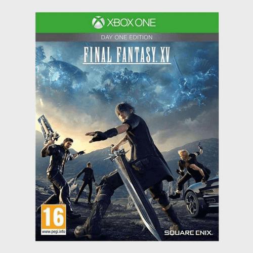 Xbox One Final Fantasy XV Day One Edition price in Qatar