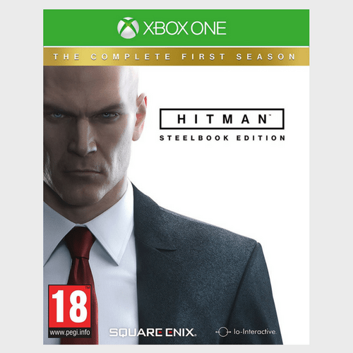Xbox One Hitman The Complete First Season price in Qatar