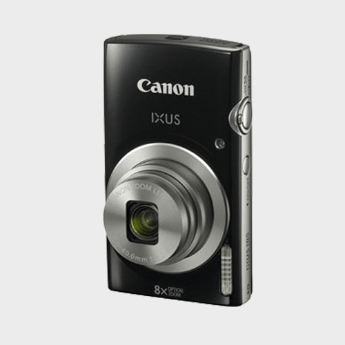 Canon Digital Camera IXUS185 20MP Black Price in Qatar and Doha