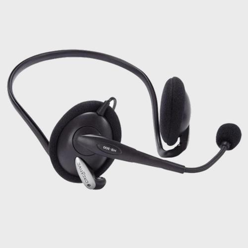 Creative Headphone with Mic HS300 Price in Qatar