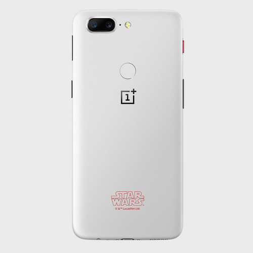 OnePlus 5T Sandstone White Star Wars Edition Price in Qatar and Doha