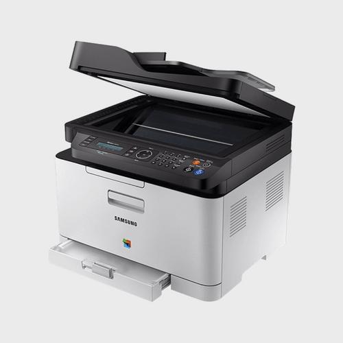 Samsung Color Laser Printer Xpress SL-C480W in Qatar