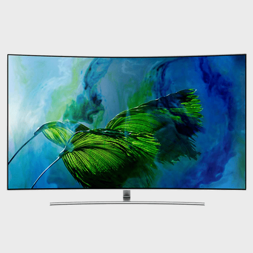 Samsung 4K Curved Smart QLED TV QA75Q8CAMKXZN Price in Qatar Lulu