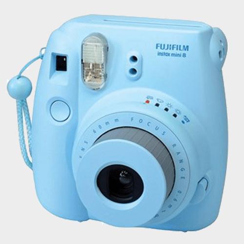 Fujifilm instax mini 8 Instant Camera Blue Price in Qatar Lulu