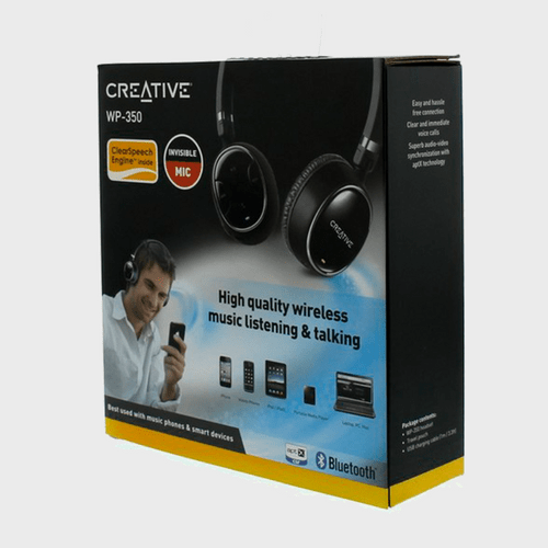 Creative Wireless Bluetooth Headset WP350 Price in Qatar