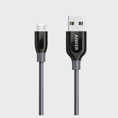 Anker PowerLine+ Micro USB Cable 3ft