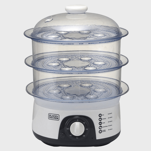 Black and Decker Food Steamer HS6000B5 Price in Qatar