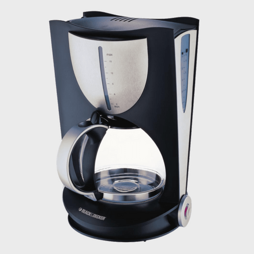 Black & Decker Coffee Maker DCM80-B5 Price in Qatar souq