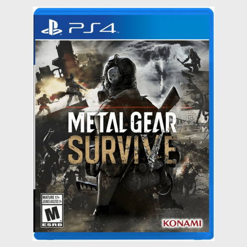 PS4 Metal Gear Survive Price in Qatar and Doha