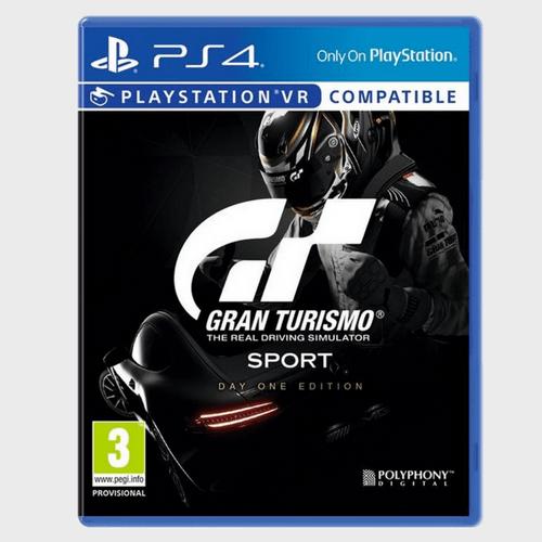 Sony PS4 Gran Turismo Sport Price in Qatar