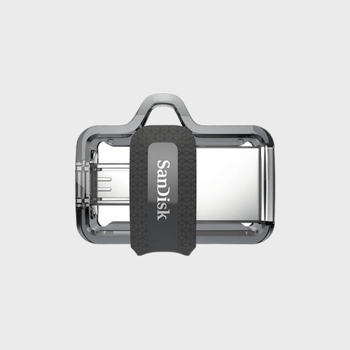 Sandisk Dual Flash Drive SDDD3G46 64GB price in qatar