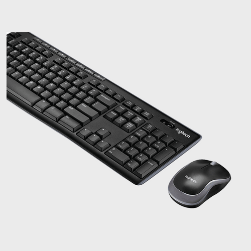 Logitech Wireless keyboard MK270 + Mouse Price in Qatar and Doha