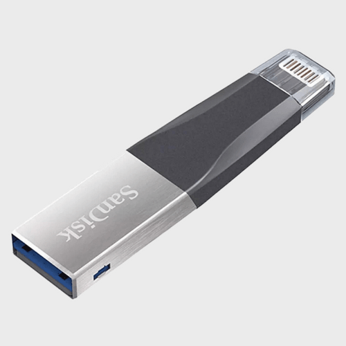 Sandisk Dual Drive iXpand Mini IX40N 64GB price in qatar lulu