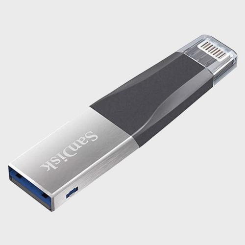 Sandisk Dual Drive iXpand Mini IX40N 128GB price in qatar lulu