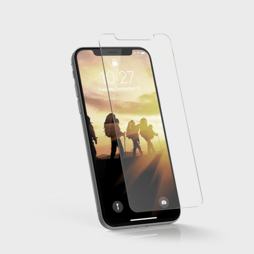 UAG Rugged Tempered Glass for iPhone X Price in Qatar