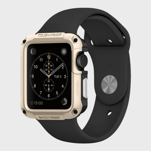 Apple Watch Series 2 (42mm) Case Tough Armor Best Price in Qatar and Doha jarir