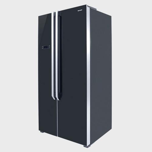 Sharp Side By Side Refrigerator SJX640BK3 640Ltr Price in Qatar and Doha
