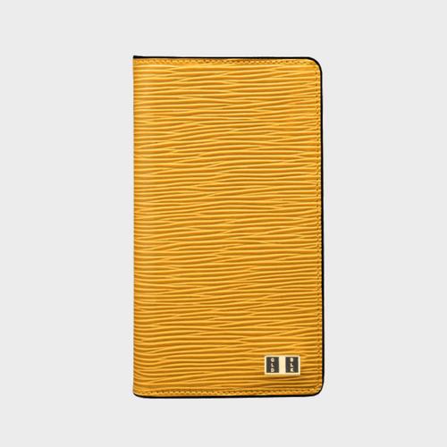 Goldblack Smart Wallet Billion Unico Yellow price in Qatar