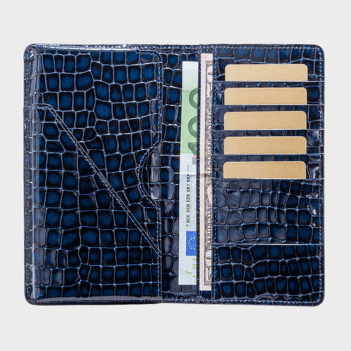Goldblack Smart Wallet Billion Milano Blue price in Qatar souq