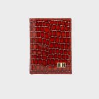 Goldblack Bifold Slim Wallet Milano Brown price in Qatar