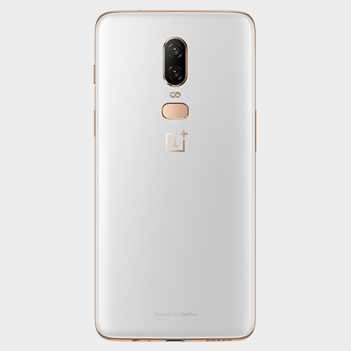 OnePlus 6 Silk White Limited Edition Price in Qatar and Doha