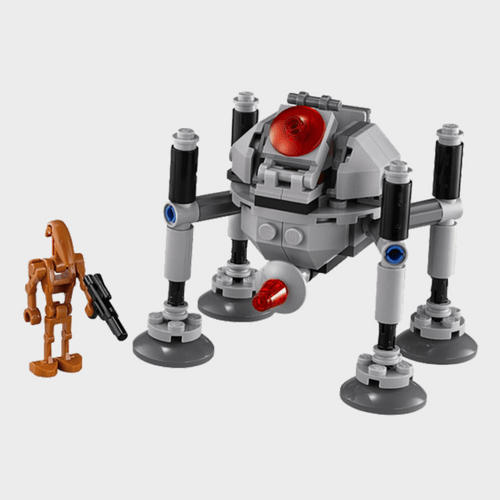 Lego Star Wars Homing Spider Droid 75077 Price in Qatar lulu