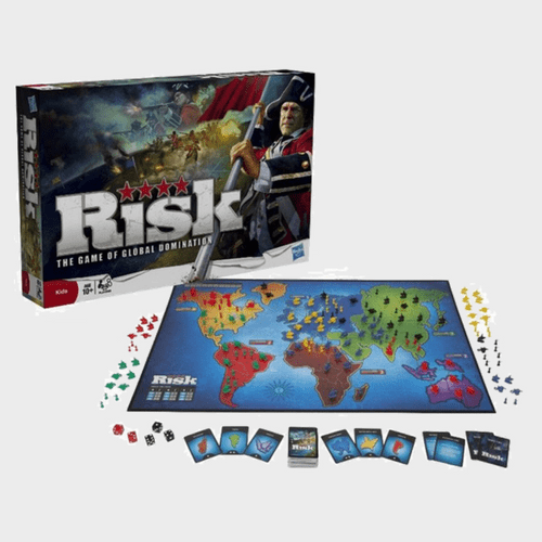 Hasbro Risk Global Domination 28720 Price in Qatar lulu