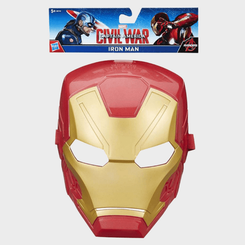Captain America Mask Assorted B6654EU40 Price in Qatar lulu