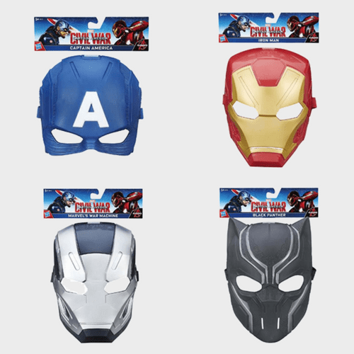 Captain America Mask Assorted B6654EU40 Price in Qatar