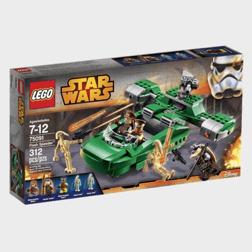 Lego Star Wars Flash Speeder Building Kit 75091 Price in qatar