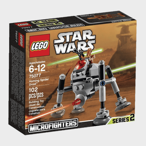 Lego Star Wars Homing Spider Droid 75077 Price in Qatar