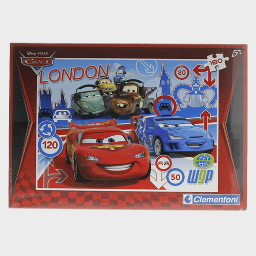 Disney Pixar Cars Puzzle Assorted 180 piece Price in Qatar