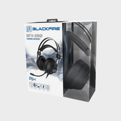 Black Fire Gaming Headset BFX-200 Price in Qatar