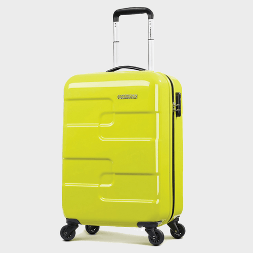 American Tourister Puzzle Cube Trolley price in qatar