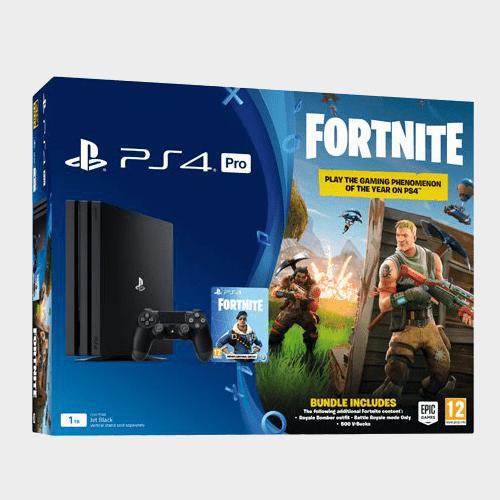 PlayStation 4 Slim + Fortnite Game Bundle Price in Qatar and Doha
