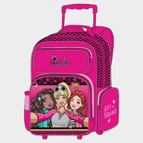 Barbie School Trolley Value Pack Set of 5Pcs FK160531 Price in Qatar lulu