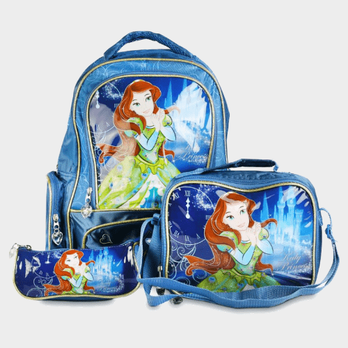 Smart Backpack 3Pc Set 16inch Price in Qatar