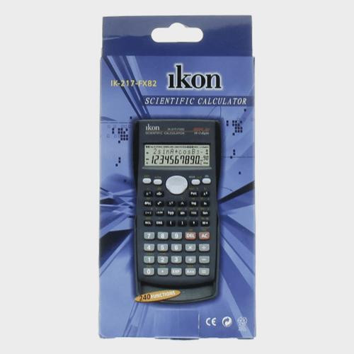 Ikon Scientific Calculator IK-217-FX82 Price in Qatar