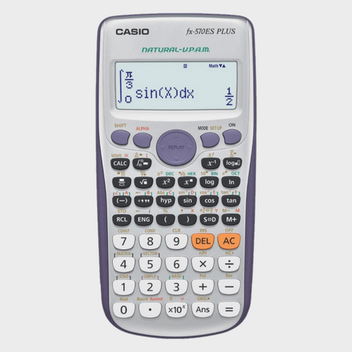 Casio Scientific Calculator FX-570ES PLUS Price in Qatar