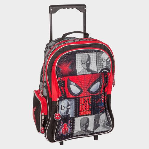 Spider-Man Movie School Trolly Bag FK120162 Price in Qatar