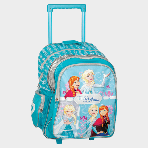 Frozen School Trolley Bag FK100182 Price in Qatar