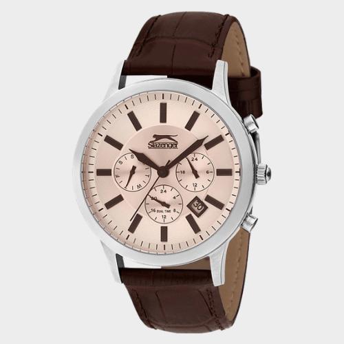 Slazenger Men's Multi Functional Watch SL.9.6068.2.02 Price in Qatar