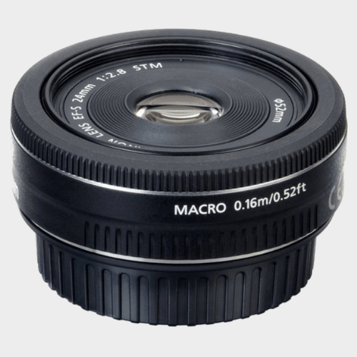 Canon EF-S 24 mm f/2.8 STM Lens price in Qatar lulu