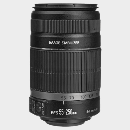 Canon EF-S 55 - 250 mm f/4-5.6 IS II Lens price in Qatar souq