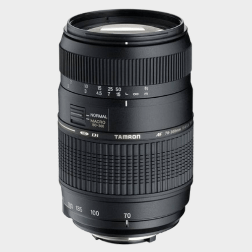 Tamron AF70-300mm F/4-5.6 Di LD Macro Lens for Sony DSLR Camera Lens price in Qatar souq