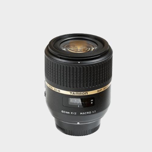 Tamron G005N SP AF 60 mm F/2.0 Di II 1:1 Macro Lens price in Qatar lulu