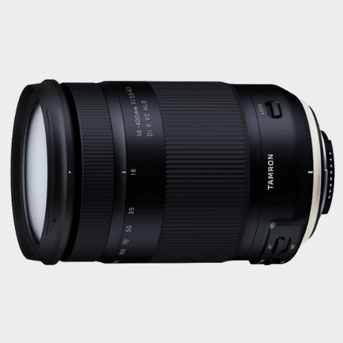 Tamron 18-400mm F/3.5-6.3 Di II VC HLD Lens for Nikon DSLR Camera Lens price in Qatar
