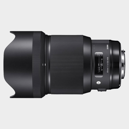 Sigma 85mm F/1.4 DG HSM Art lens for Nikon DSLR Cameras Lens price in Qatar