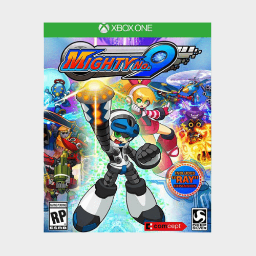 MIGHTY NO. 9 Xbox one price in Qatar