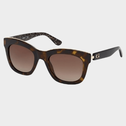 Guess Women's Sunglass Square GU749352F50 Price in Qatar